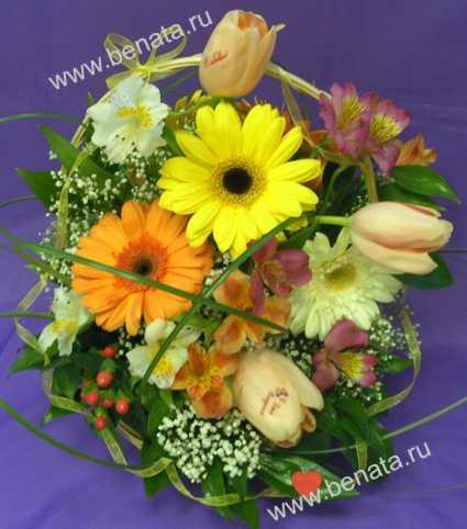 Доставка цветов по санкт петербургу